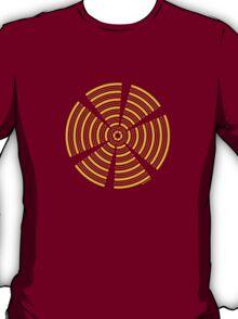 Mandala 32 Yellow Fever  T-Shirt