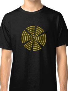 Mandala 32 Yellow Fever  Classic T-Shirt