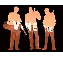 Vinewood Trio Photographic Print