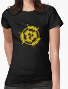 Mandala 28 Yellow Fever Womens Fitted T-Shirt