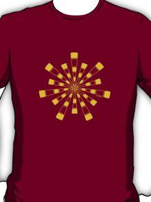Mandala 31 Yellow Fever T-Shirt