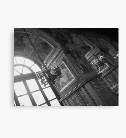 Light Difference Canvas Print