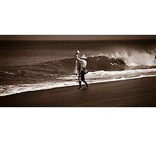Bali Fishing Photographic Print
