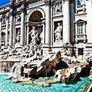 - TREVI FOUNTAIN by vaggypar