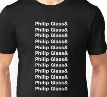 Philip Glass ad nauseum Unisex T-Shirt