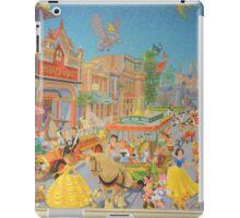 Disney Alice In Wonderland Disney Pinocchio Disney Villains  iPad Case/Skin