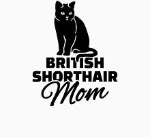 British shorthair cat mom T-Shirt