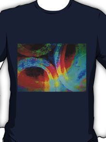 Concrete pipes in a new light T-Shirt