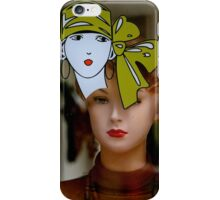 Amsterdam Mannequin iPhone Case/Skin
