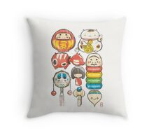 [Special Lucky Toy Box] Throw Pillow