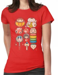 [Special Lucky Toy Box] Womens Fitted T-Shirt