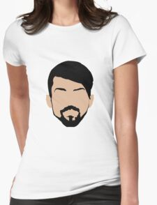 Mitch Grassi Womens Fitted T-Shirt