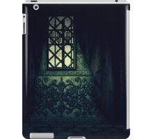 Hounted house interior 2 iPad Case/Skin