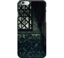Hounted house interior iPhone Case/Skin