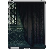 Hounted house interior iPad Case/Skin