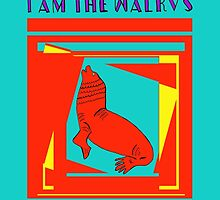 I am the walrus by andreacecilia