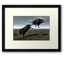 Sometimes You Just need.... Framed Print