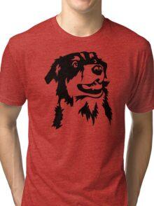 Australian shepherd Tri-blend T-Shirt
