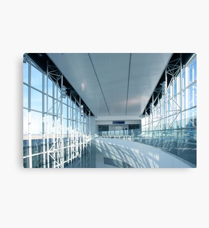 DFW Airport Canvas Print