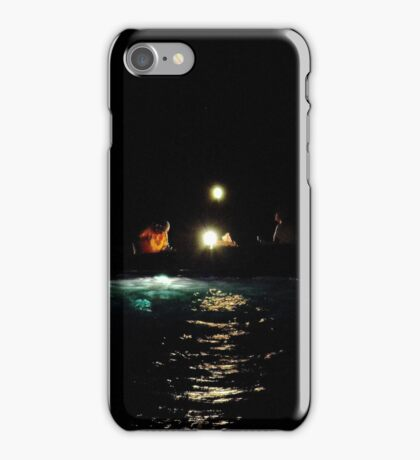 Sicilian Fisherman iPhone Case/Skin