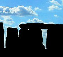 Stonehenge by Kenart