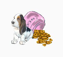 Baet hound spilled the cookies Unisex T-Shirt