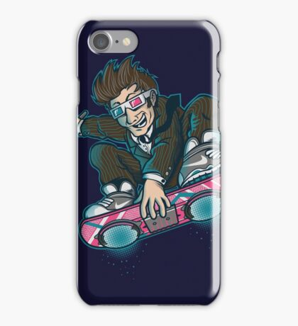 DR. MCFLY iPhone Case/Skin
