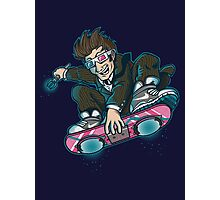 DR. MCFLY Photographic Print