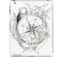 WindRose iPad Case/Skin