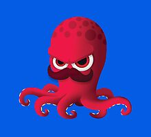 "Bubble Heroes - Boris the Octopus ""Solo"" Edition by Fat Fish Games"