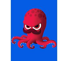 "Bubble Heroes - Boris the Octopus ""Solo"" Edition Photographic Print"