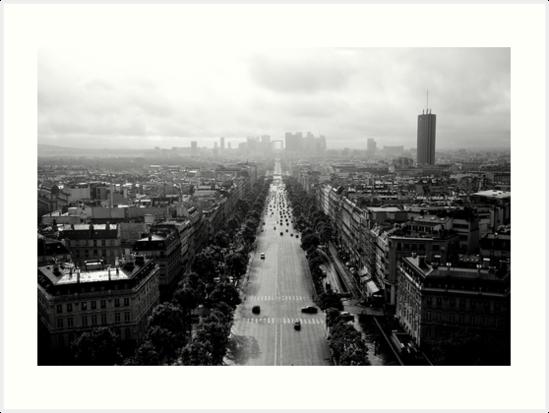 Cityscape by luxquarta
