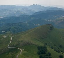 Pays Basque by luxquarta