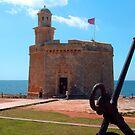 Castell Sant Nicolas by Tom Gomez