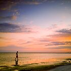 Evening walk by Csaba Jekkel