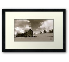 This is Vermont Framed Print