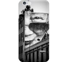 Los Angeles in B&W iPhone Case/Skin