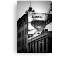 Los Angeles in B&W Canvas Print