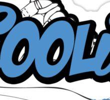 Coolin. Columbia 11 Sticker