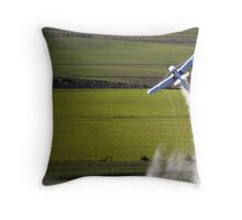 Whoosh! Throw Pillow