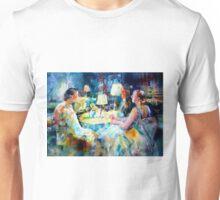 Meeting Friends - Art Gallery 48 Unisex T-Shirt