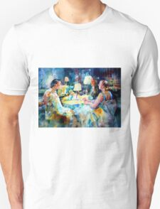 Meeting Friends - Art Gallery 48 T-Shirt