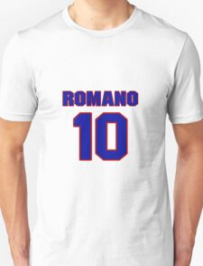National baseball player Jason Romano jersey 10 T-Shirt