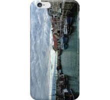 Pittenweem Harbour iPhone Case/Skin