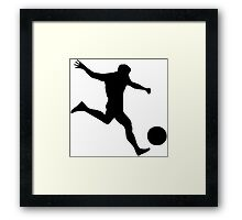 FootBall - 2 Framed Print