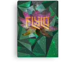 Flying Lotus Flower Canvas Print