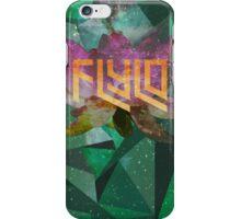 Flying Lotus Flower iPhone Case/Skin