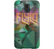 Flying Lotus Flower Samsung Galaxy Case/Skin