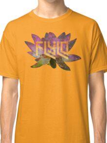 Flying Lotus Flower Classic T-Shirt