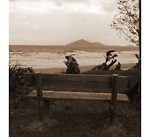 Dunk Island View by JohnArnold